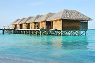 Water Bungalow Structural Design